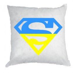 Подушка Український Superman - FatLine