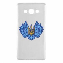 Чохол для Samsung A7 2015 Український тризуб арт