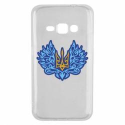 Чохол для Samsung J1 2016 Український тризуб арт