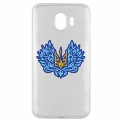 Чохол для Samsung J4 Український тризуб арт