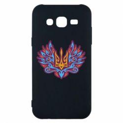 Чохол для Samsung J5 2015 Український тризуб арт