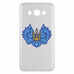 Чохол для Samsung J5 2016 Український тризуб арт