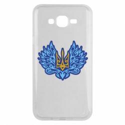 Чохол для Samsung J7 2015 Український тризуб арт