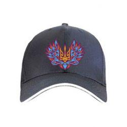 Кепка Український тризуб арт