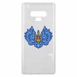 Чохол для Samsung Note 9 Український тризуб арт