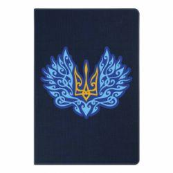 Блокнот А5 Український тризуб арт