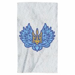 Рушник Український тризуб арт