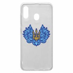 Чохол для Samsung A20 Український тризуб арт