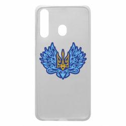 Чохол для Samsung A60 Український тризуб арт