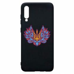 Чохол для Samsung A70 Український тризуб арт