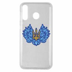 Чохол для Samsung M30 Український тризуб арт