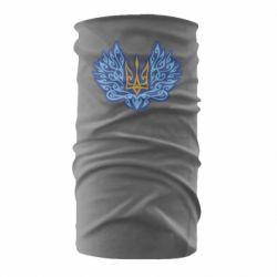 Бандана-труба Український тризуб арт