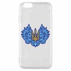 Чохол для iPhone 6/6S Український тризуб арт