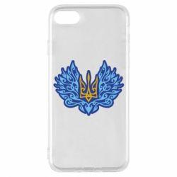Чохол для iPhone 7 Український тризуб арт