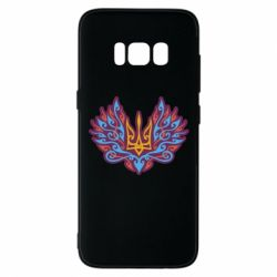 Чохол для Samsung S8 Український тризуб арт