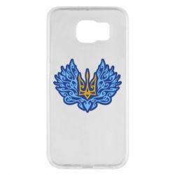 Чохол для Samsung S6 Український тризуб арт