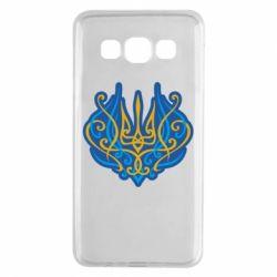Чохол для Samsung A3 2015 Український тризуб монограма