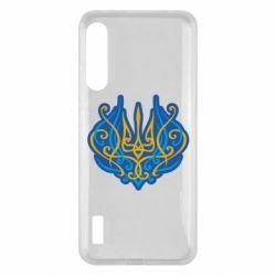 Чохол для Xiaomi Mi A3 Український тризуб монограма