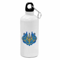 Фляга Український тризуб монограма