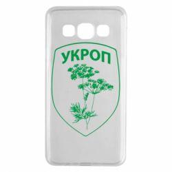 Чехол для Samsung A3 2015 Укроп Light