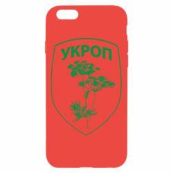 Чехол для iPhone 6/6S Укроп Light