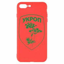 Чехол для iPhone 7 Plus Укроп Light