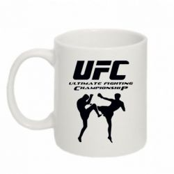 Кружка 320ml Ultimate Fighting Championship - FatLine