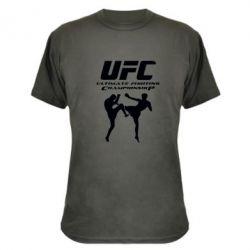 Камуфляжная футболка Ultimate Fighting Championship - FatLine