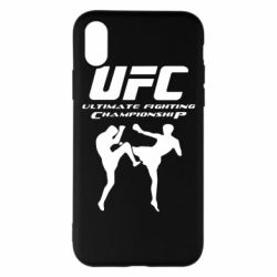 Наклейка Ultimate Fighting Championship - FatLine