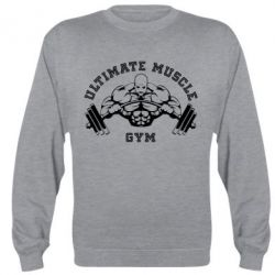 Реглан (свитшот) Ultimate Muscle Gym - FatLine
