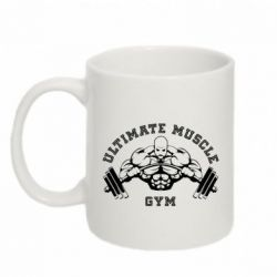 Кружка 320ml Ultimate Muscle Gym