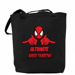 Сумка Ultimate Web Throw