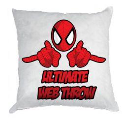 Подушка Ultimate Web Throw