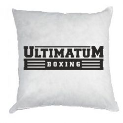Подушка Ultimatum Boxing - FatLine