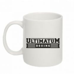 Кружка 320ml Ultimatum Boxing - FatLine