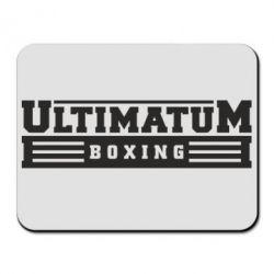 Коврик для мыши Ultimatum Boxing - FatLine