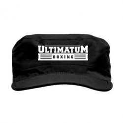 Кепка милитари Ultimatum Boxing - FatLine