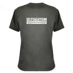 Камуфляжная футболка Ultimatum Boxing - FatLine