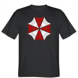 Мужская футболка Umbrella Corp Logo - FatLine