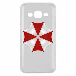 Чохол для Samsung J2 2015 Umbrella Corp Logo