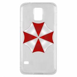 Чохол для Samsung S5 Umbrella Corp Logo
