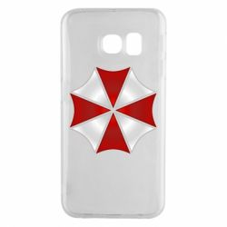 Чохол для Samsung S6 EDGE Umbrella Corp Logo