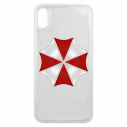 Чохол для iPhone Xs Max Umbrella Corp Logo