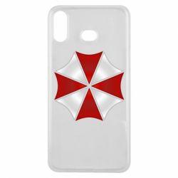 Чохол для Samsung A6s Umbrella Corp Logo