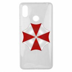 Чохол для Xiaomi Mi Max 3 Umbrella Corp Logo
