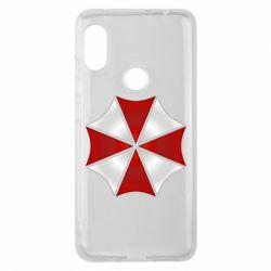 Чохол для Xiaomi Redmi Note Pro 6 Umbrella Corp Logo