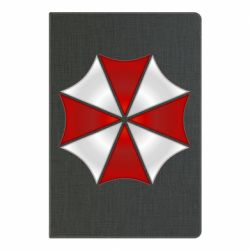 Блокнот А5 Umbrella Corp Logo