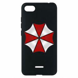 Чохол для Xiaomi Redmi 6A Umbrella Corp Logo