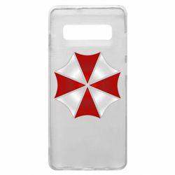 Чохол для Samsung S10+ Umbrella Corp Logo