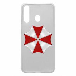 Чохол для Samsung A60 Umbrella Corp Logo